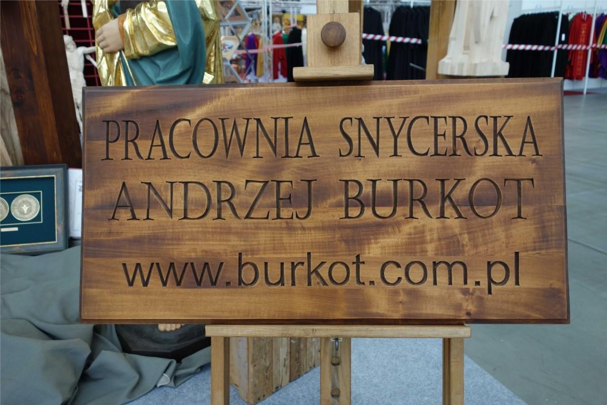 SacroExpo 2015 - Anrzej Burkot