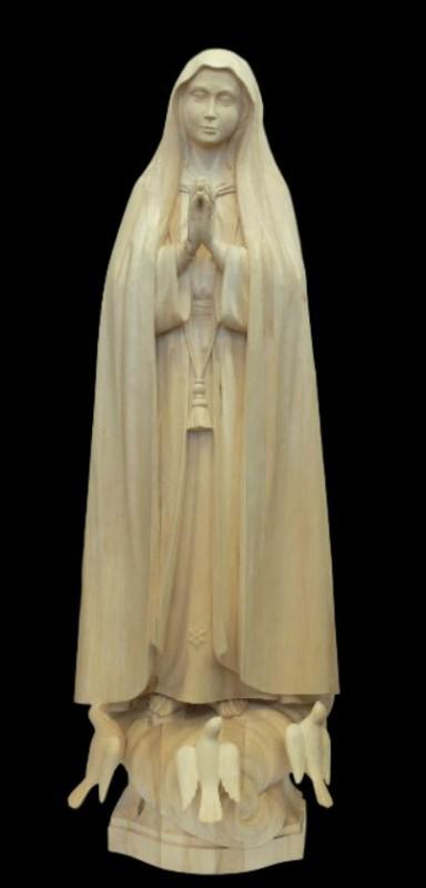 Matka Boża Fatimska, figura