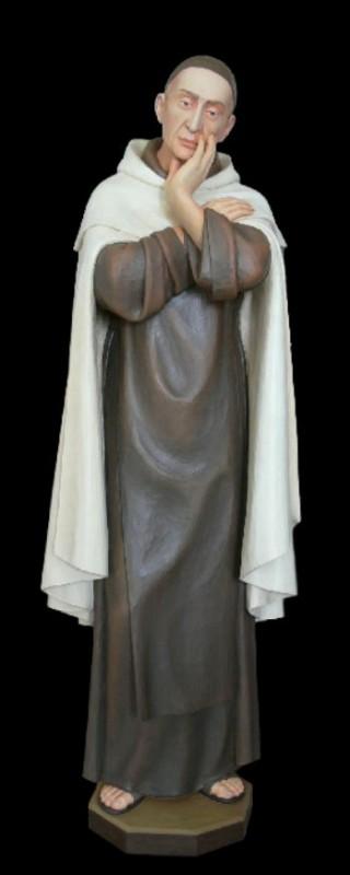 Rafał Kalinowski rzeźba w drewnie, figura drewniana