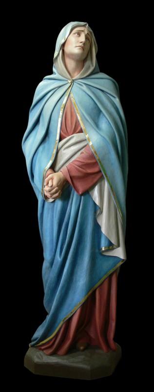 Madonna - rzeźba polichromowana
