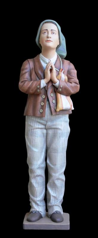 Franciszek Marto rzeźba figura drewniana