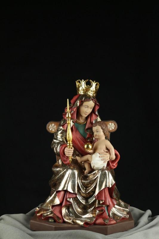 Madonna figura drewniana