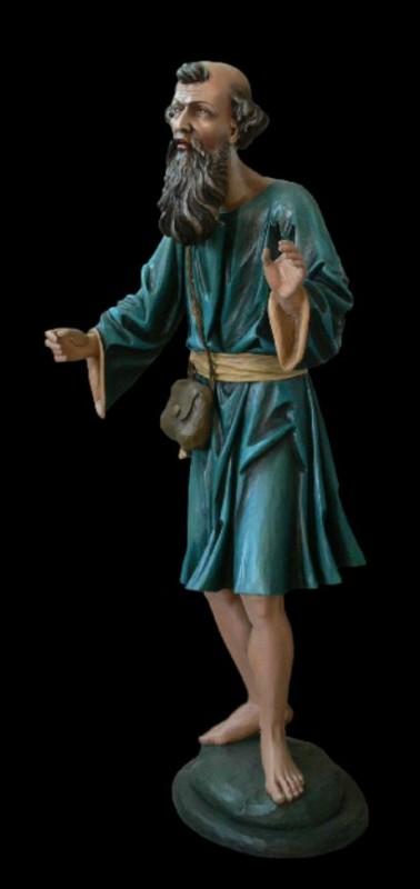 Figura, rzeźba do szopy, rzeźba w drewnie, figura drewniana