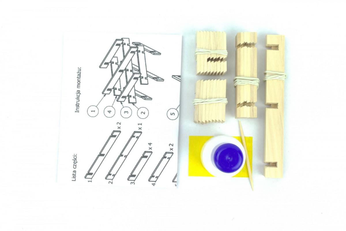 Instrukcja montażu podkładki kumiko